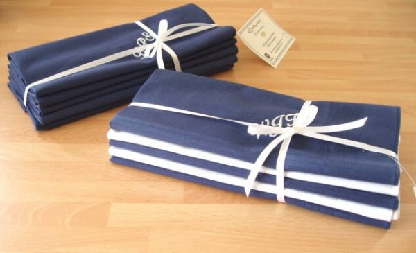Nautical hankie collection