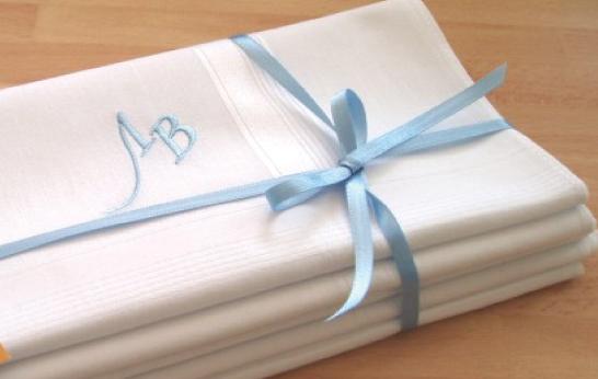 Handkerchiefs cover image