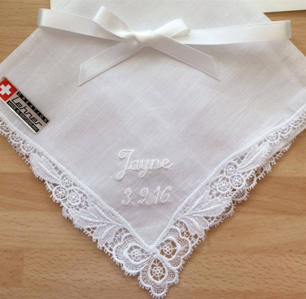 ladies luxury hankies