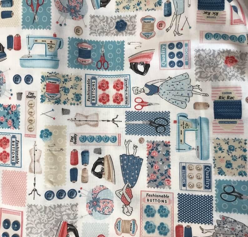Fabric Montage