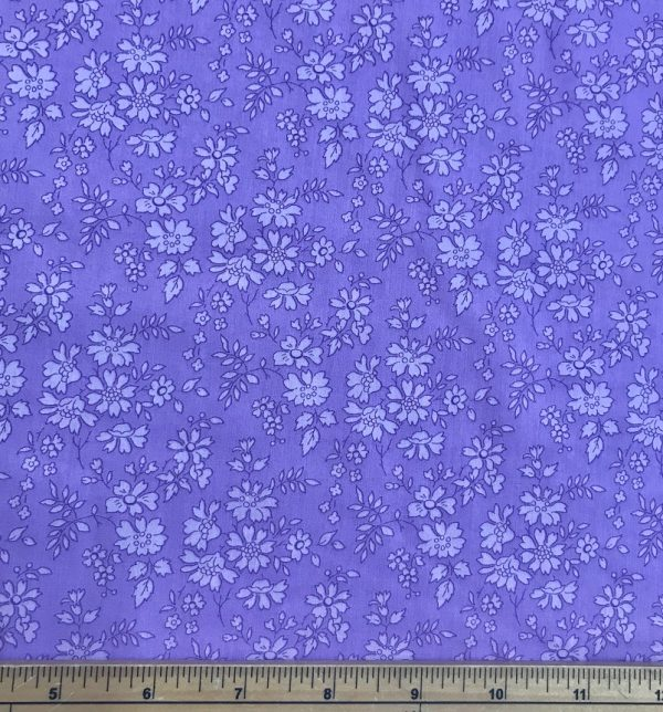 Liberty lawn fabric Capel