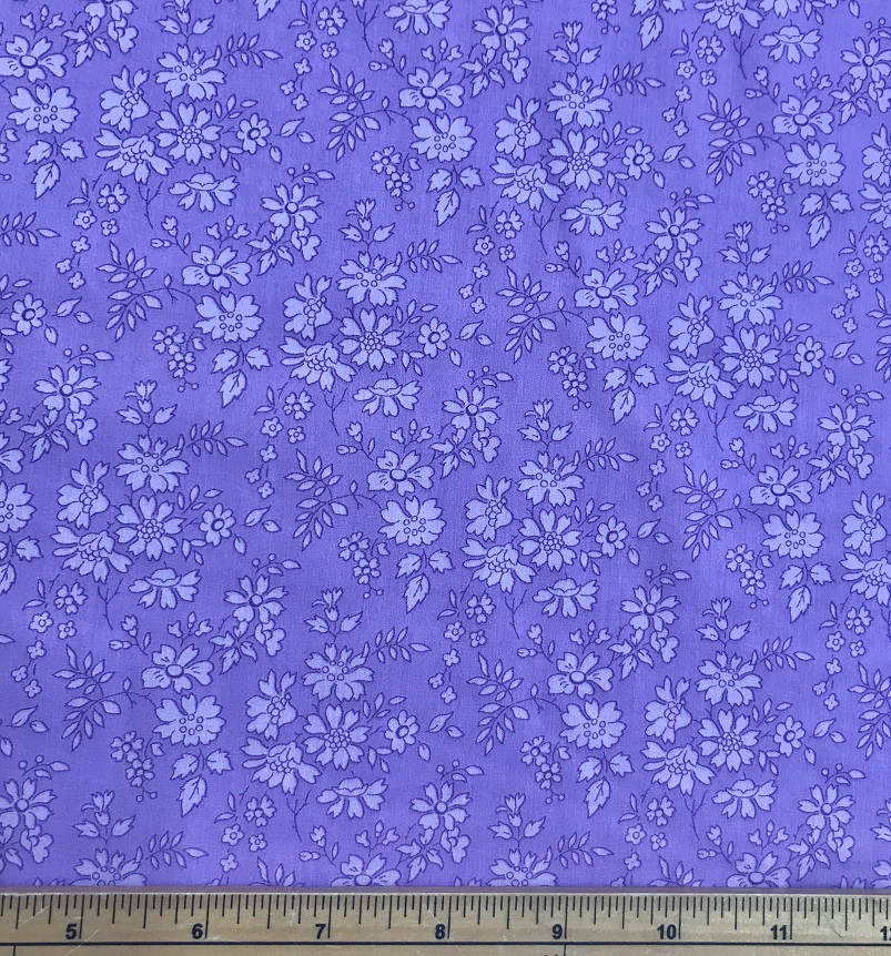 Fabric Liberty Cotton Lawn Capel Design