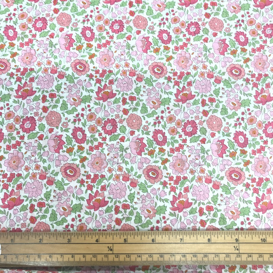 Fabric Liberty Cotton Lawn Danjo Design