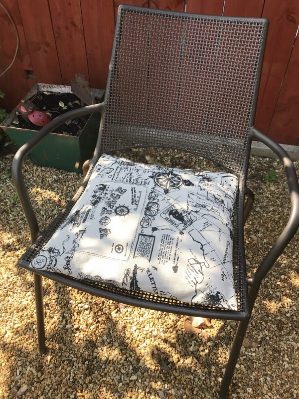 chair cover to sew