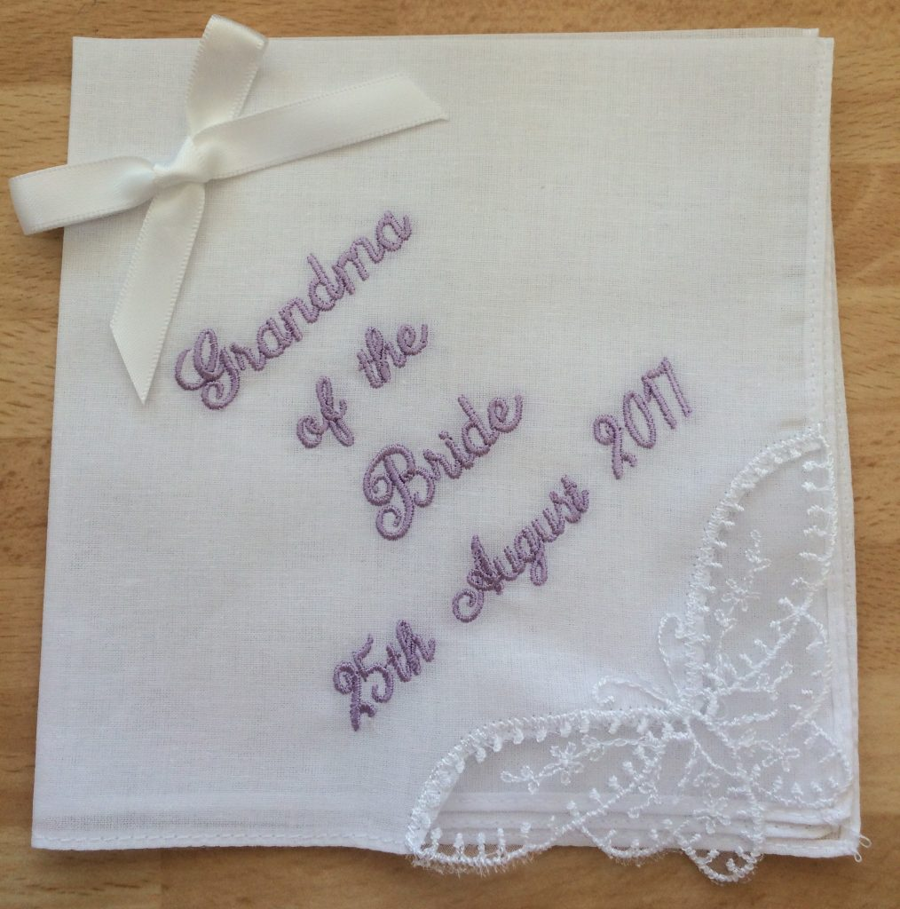 Butterfly Occasion Handkerchief