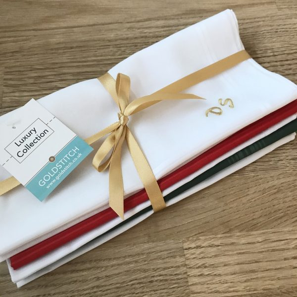 berry collection hankies