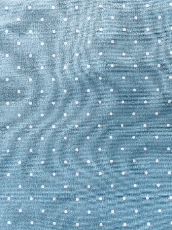 blue spot jersey