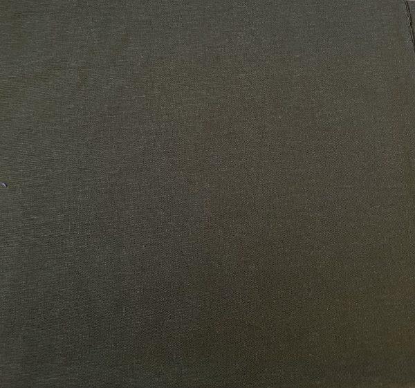 khaki linen and viscose