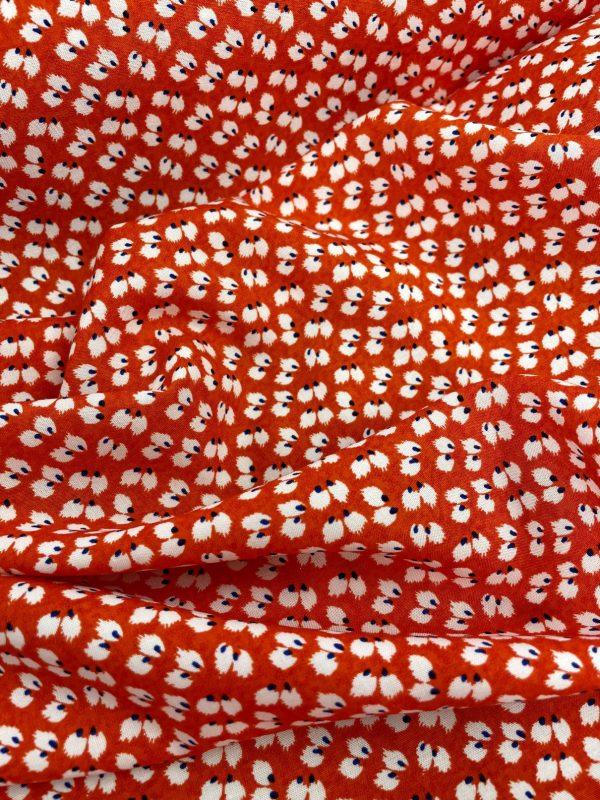 poppy leaf print